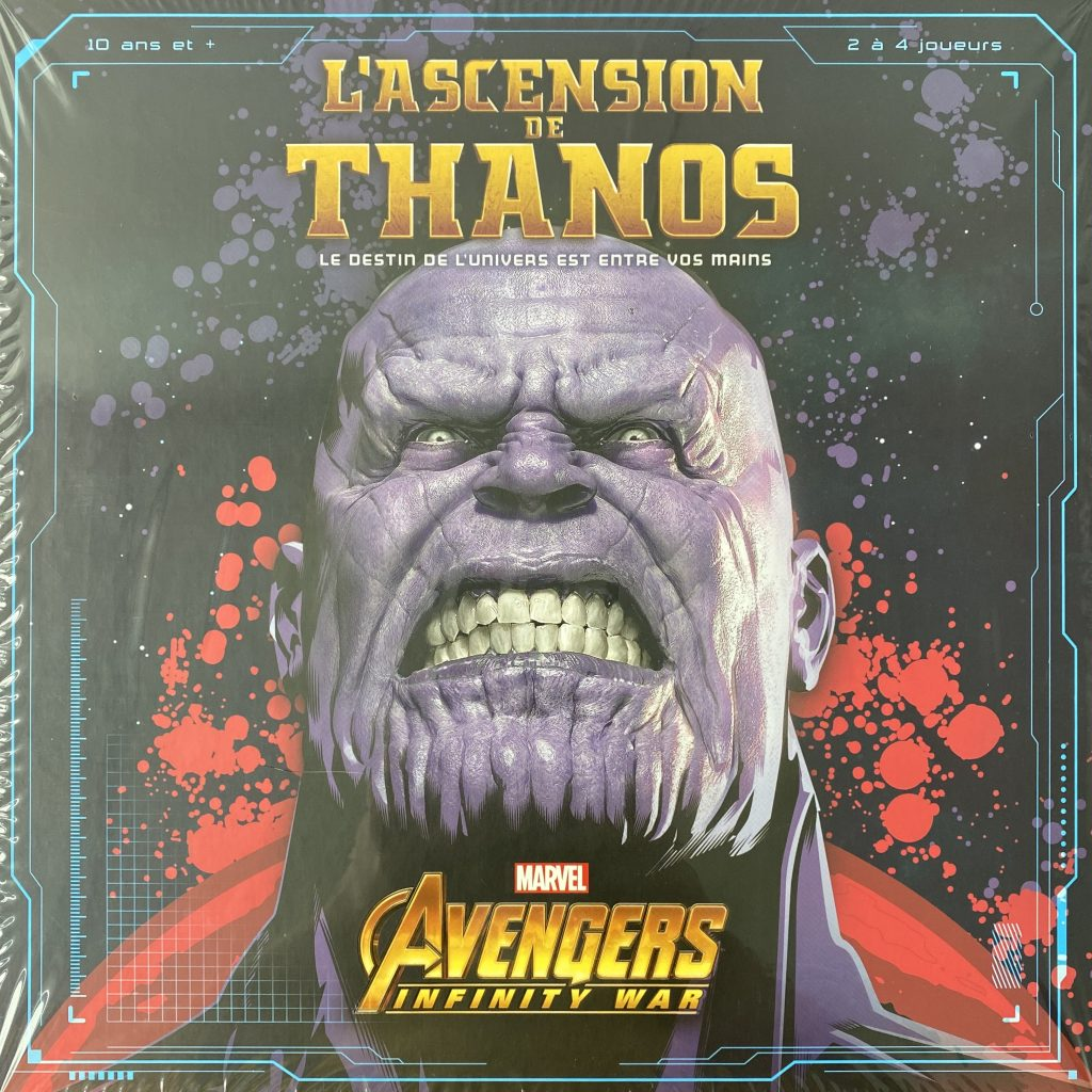 Tatanons Thanos sans attendre !